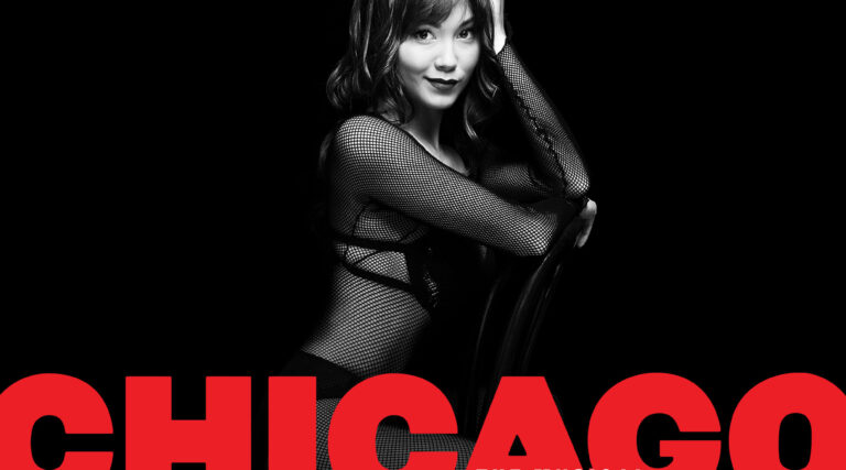 CHICAGO on Broadway Logo